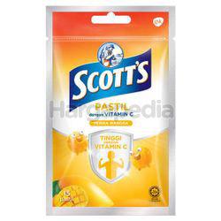 Scott's Vitamin C Mango Pastilles 15s