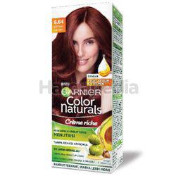 Garnier Colour Naturals Creme Riche 6.64 Red Berry 1s