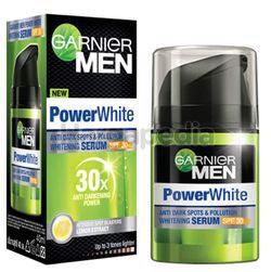 Garnier Men Power White Serum 40ml