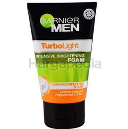 Garnier Men TurboLight Intensive Brightening Foam 100ml