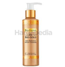 Bio-Essence 24K Bio Gold Skin Radiance Night Cleanser 150ml