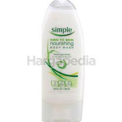 Simple Nourish Body Wash 250ml