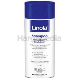 Linola Shampoo 200ml