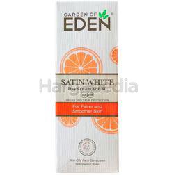 Garden of Eden Satin White Day Cream SPF30 40gm