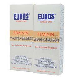 Eubos Feminine Wash 2x200ml