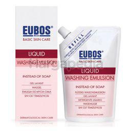 Eubos Liquid Red 400ml + Refill 400ml