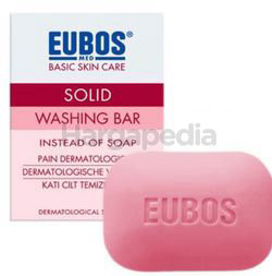 Eubos Solid Red 125gm