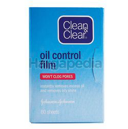 Clean & Clear Oil Control Blue Film 60s