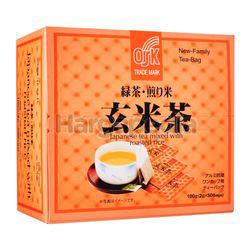 OSK Japanese Tea with Roasted Rice 50x2gm