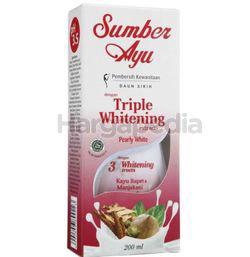 Sumber Ayu Triple Whitening Feminine Wash 200ml