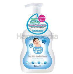 Charm Baby Baby Hair & Body Bath Mousse 500ml