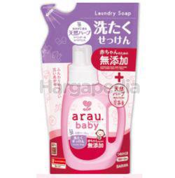 Arau Baby Laundry Soap Refill Pouch 720ml