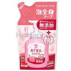 Arau Baby Full Body Soap Refill Pouch 400ml