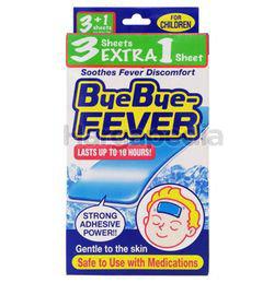 Bye Bye Fever Children 3s+1s
