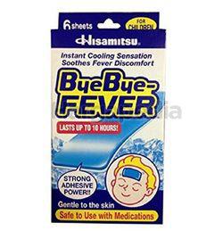 Bye Bye Fever Children 6s