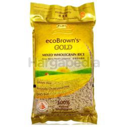Eco Brown's Gold Rice 2kg