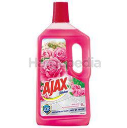 Ajax Fabuloso Floor Cleaner Rose Fresh 1lit