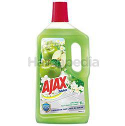 Ajax Fabuloso Floor Cleaner Apple Fresh 1lit