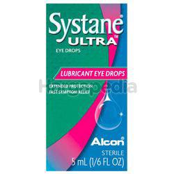 Alcon Systane Ultra Eye Drops 5ml