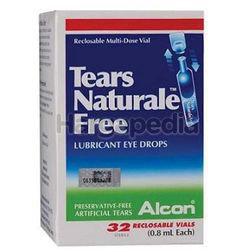 Alcon Tears Naturale Free 32s