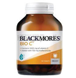 Blackmores Bio C 1000mg 120s