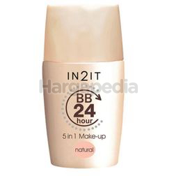 In2It BB 24 Hour Make Up Foundation 1s