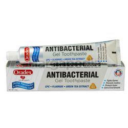 Oradex Antibacterial Gel Toothpaste 120gm