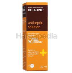 Betadine Anticeptic Solution 30ml