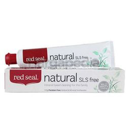 Red Seal Natural SLS Free Toothpaste 110gm