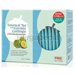 Beauxlim Botanical Tea with Garcinia Cambogia (18+3)x3.6gm