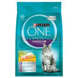 Purina One Indoor Chicken Cat Food 1.5kg