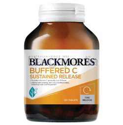 Blackmores Buffered C 120s