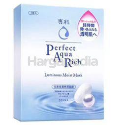 Senka Perfect Aqua Rich Luminous Moist Mask 7s