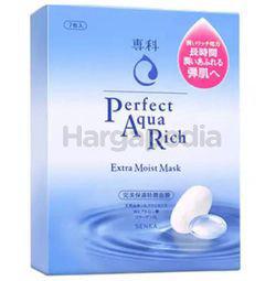 Senka Perfect Aqua Rich Extra Moist Mask 7s