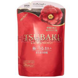 Tsubaki Extra Moist Conditioner Refill 345ml