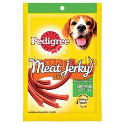 Pedigree Meat Jerky Stix Bacon 60gm