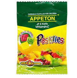 Appeton A-Z Kid's Vitamin C Pastilles 30mg 5s