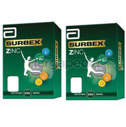 Surbex Zinc 2x10s