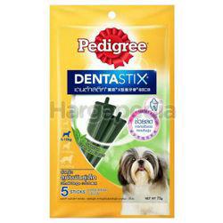 Pedigree Dentastix Small Dog Green Tea 75gm
