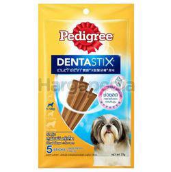 Pedigree Dentastix Small Dog Original 75gm