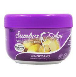 Sumber Ayu Body Scrub White Turnip 250ml