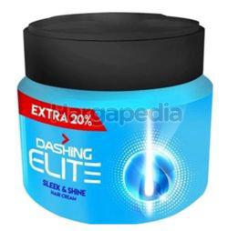 Elite Hair Cream Sleek & Shine 125gm