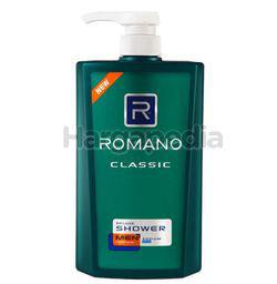 Romano Deluxe Classic Shower Foam 650gm