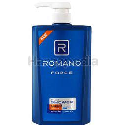 Romano Deluxe Force Shower Foam 650gm