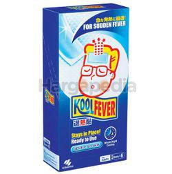 KoolFever Adult Cooling Gel 12s