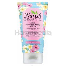 Nurish Organiq Brightening Foamy Cleanser 50ml