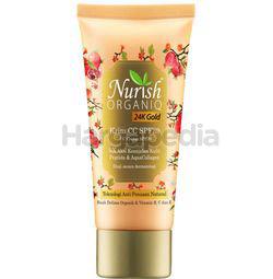 Nurish Organiq 24k Gold CC Cream SPF39 25gm