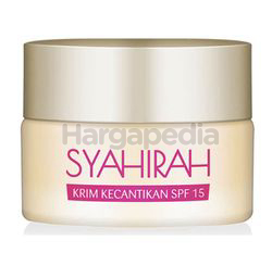 Syahirah Korean Secret White Glow Beauty Cream SPF15 16gm