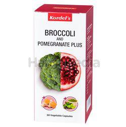 Kordel's Broccoli and Pomegranate Plus 60s