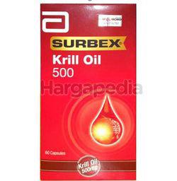 Surbex Krill Oil 500mg 60s